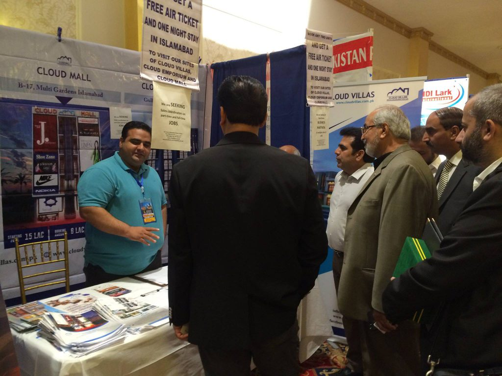 Pakistan Property and Trade show- Shalimar Banquets-Chicago, USA-Organized by Rawalpindi Chamber of Commerce and Industry-5,6 August 2017